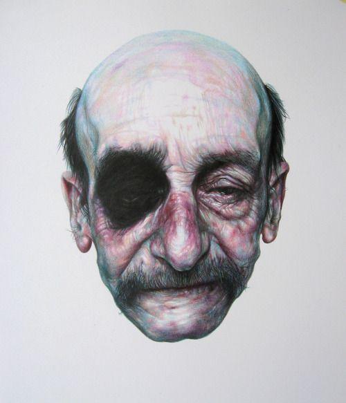 old man: