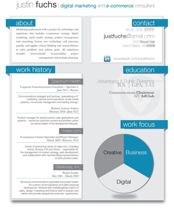 internal communications resume sample