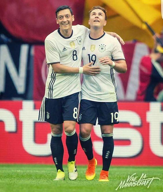 Deutscher Fussball Bund / DFB-Team / Die Mannschaft / Vive La Mannschaft / German Nationalteam