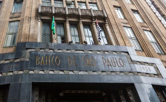 Banco de Sao Paulo, Brazil
