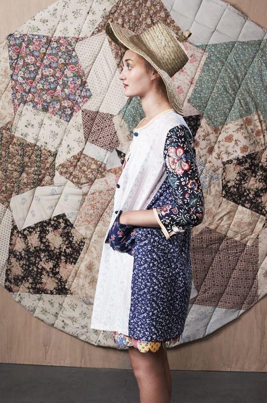 Lu Flux - patchwork clothing master