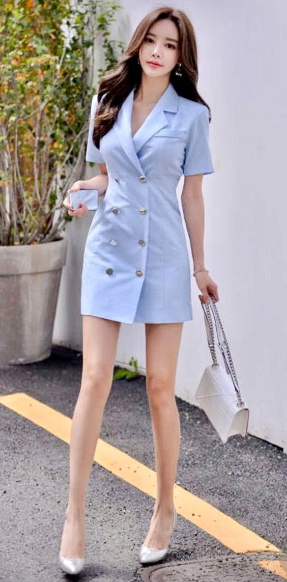 Insanely Cute Blue Clothes
