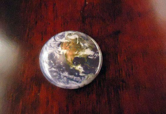 Solar System 8 Planets & Bonus Sun Button by CreativeButtonsNet, $7.95