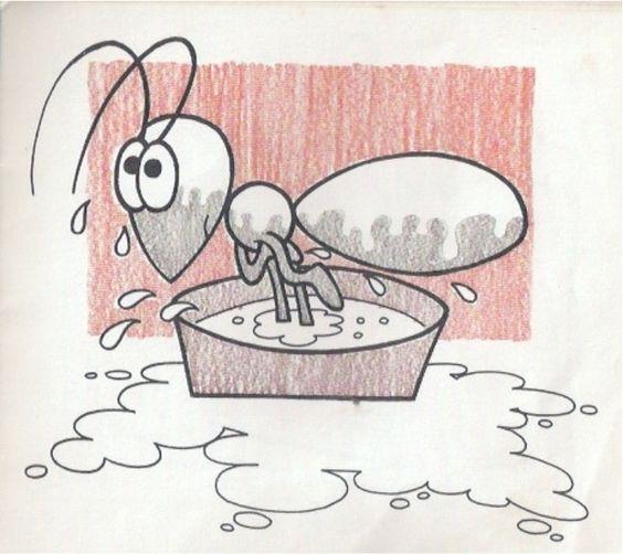 A formiga rabiga
