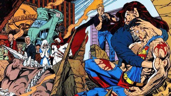 A morte do superman - 1