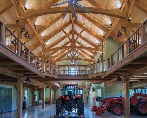 Top 40 Best Garage Ceiling Ideas Automotive Space Interior Designs Garage Design Space Interiors Garage Lighting