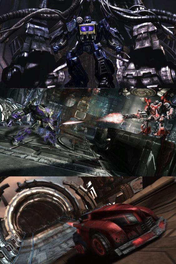Transformers War for Cybertron Screenshot