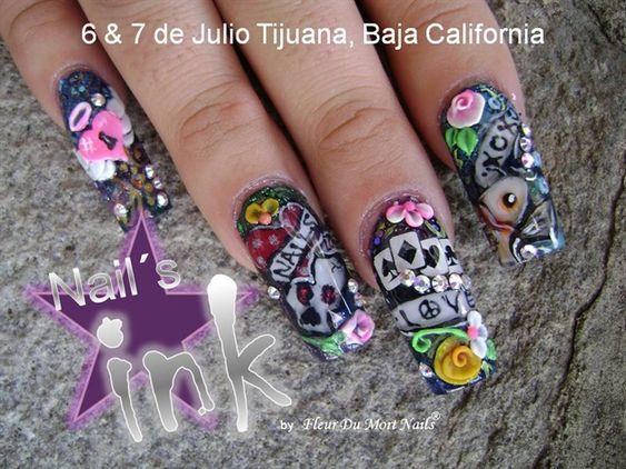 Professional nail designs pro nails nail art by miya of professional nail designs pro nails nail art by miya of nailtorious nails atl nailtopia pinterest prinsesfo Images