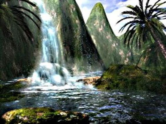 Awesome Fantasy scene   Alien Landscapes I Could Live With ...