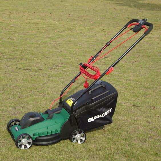 Household electric hand push lawn mower machine Lawn Mower garden tools lawnmower