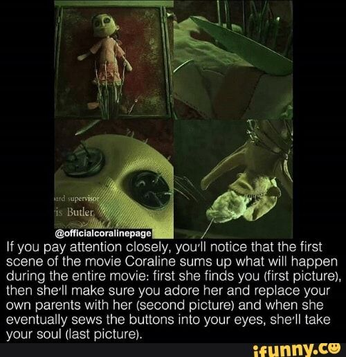 Pin On Funny Coraline Memes
