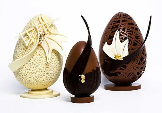 Fotos de Ovos de Páscoa: