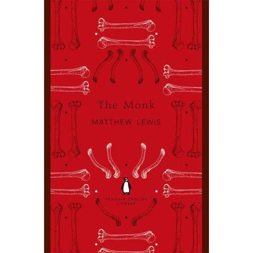 The Monk, Matthew Lewis    Bosom!
