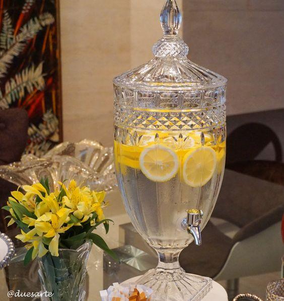 Filtro de vidro para gua aromatizada casa decoracoes for Filtro agua casa