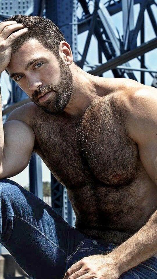 Nackt haarige männer Jungs
