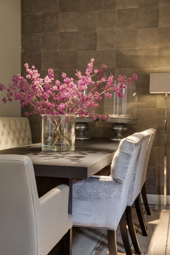 Brick Accent Walls The Plant And Centre Pieces On Pinterest