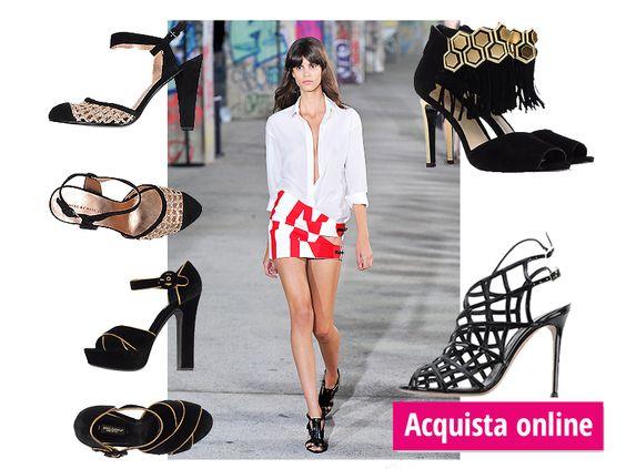 Saldi: sandali eleganti in offerta - Consigli di shopping   Donna Moderna