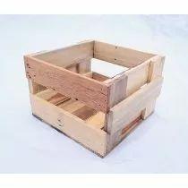 Caja Cubo Cajon Multiusos 100%madera Ecologico Organizador