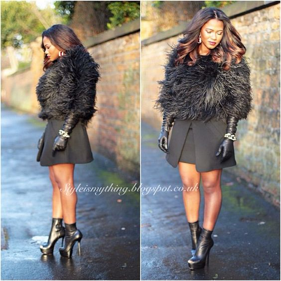 She Has Got Gorgeous Style..