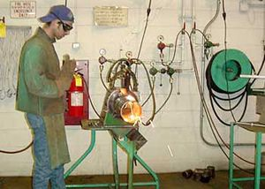 Welding subjects to interest you in college