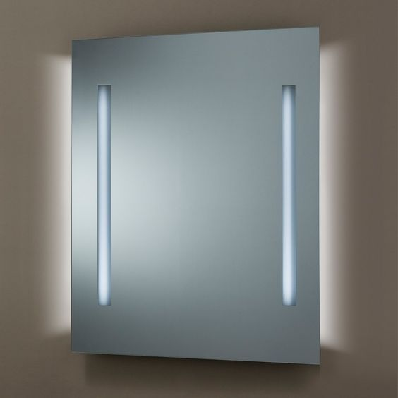 Miroir Lumineux Led Salle De Bain For Home Pinterest Led