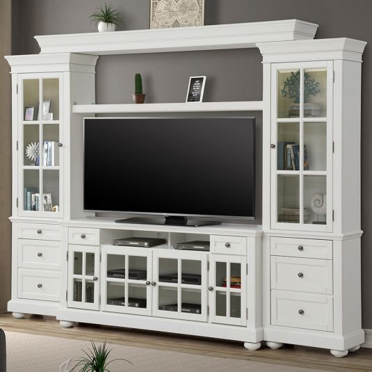 Chelsea In 2020 Entertainment Wall Bedroom Wall Units Parker House