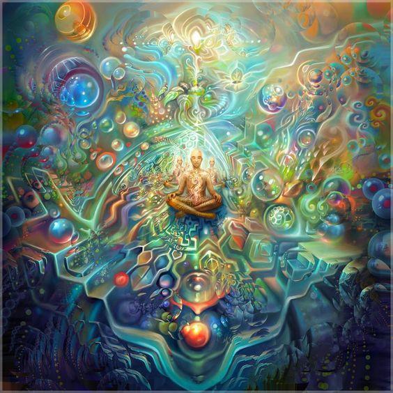 Vortex by Fabian Jimenez - Threyda Art and Apparel