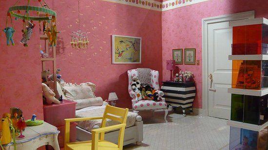 Little girl bedroom: