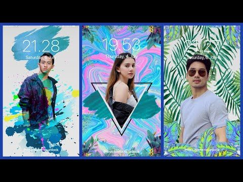 How To Make Aesthetic Lock Screen Wallpaper On Picsart Picsart Tutorial Youtube Picsart Tutorial Lock Screen Wallpaper Screen Wallpaper