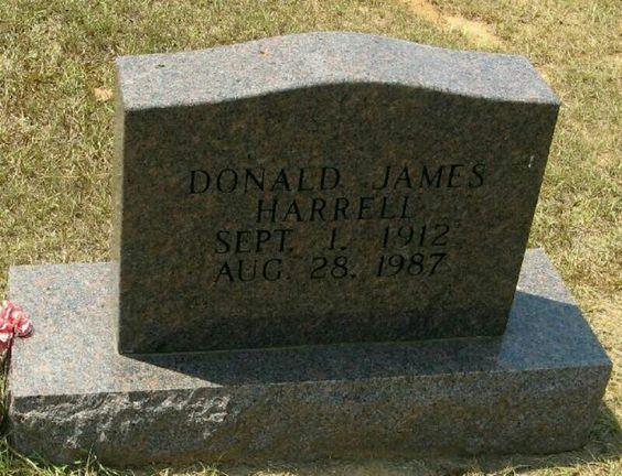 Donald James Harell