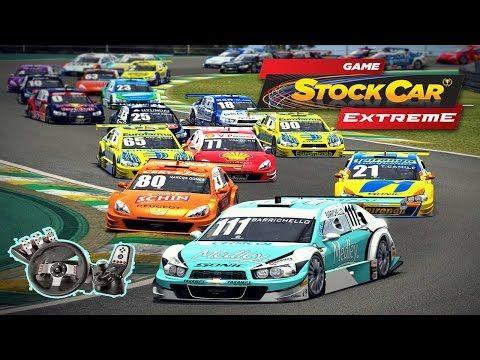 Game Stock Car EXTREME - Vc tem que conhecer! G27 - http://webjornal.com/1491/game-stock-car-extreme-vc-tem-que-conhecer-g27/