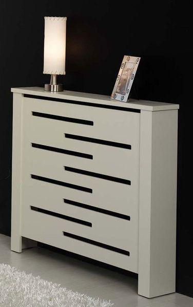 Cubreradiador de madera etxearte mueble auxiliar for Mueble cubreradiador