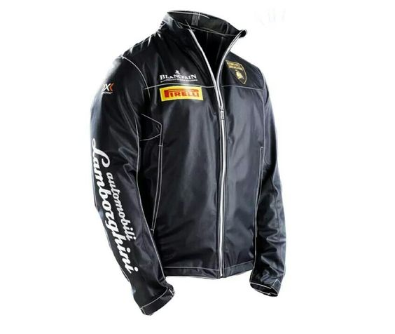 lamborghini leather jacket clothes and accessories