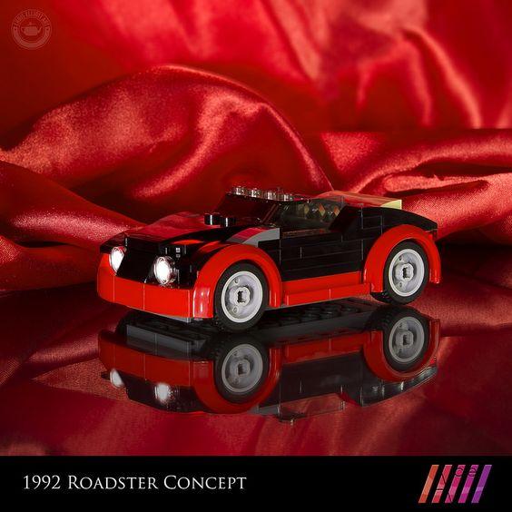1992 Ace Roadster Concept | 相片擁有者 ChrisElliottArt