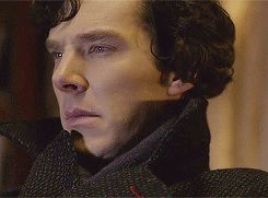 Sherlock, consulting stare...;)