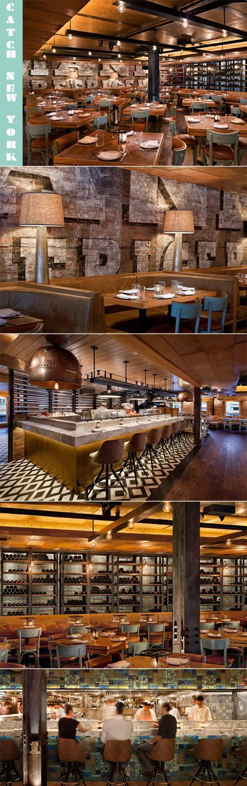 Architecture restaurant and industrial on pinterest