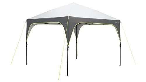 Outwell Dakota Grey Tent Gazebo 3 X 3 X 3 2 M Camping Shelters