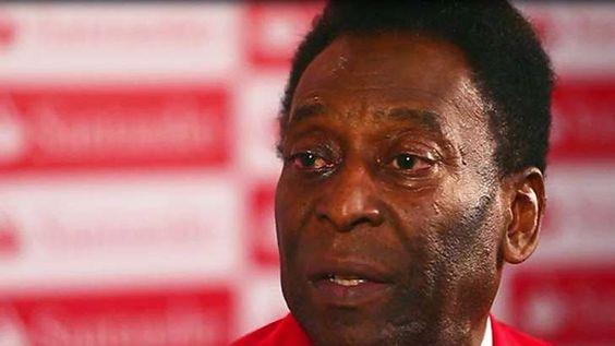 Para Pelé, saída de Blatter e troca de comando não melhoraria a FIFA