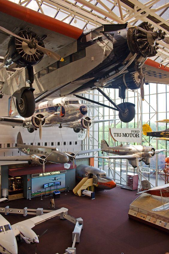 Smithsonian Air And Space Museum Luoghi Museo Turismo