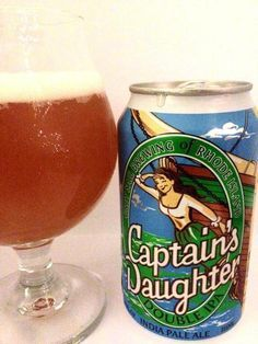 Captain 39 s daughter a imperial ipa beer by grey sail for Rhode island craft beer