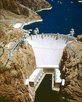 Lake Mead & Hoover Staudamm #travel #usa