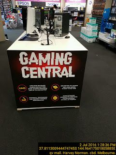 Gaming central   Gaming Melbourne Retail