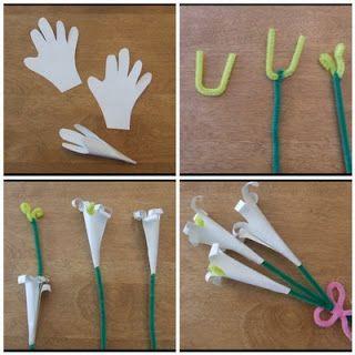 Cute Easter craft idea: