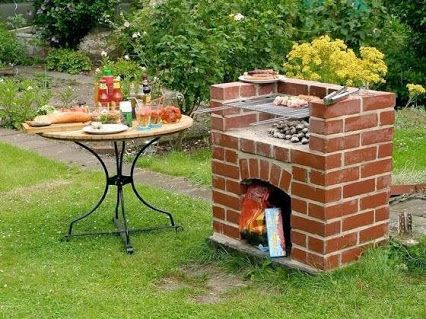 All you need for a perfect #bbq is a diy barbecue and a #sunny day :-) http://www.linguee.de/deutsch-englisch/search?source=auto&query=grill+selber+bauen