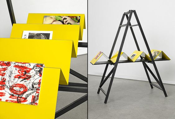 Das Magazin display collection by PARAT
