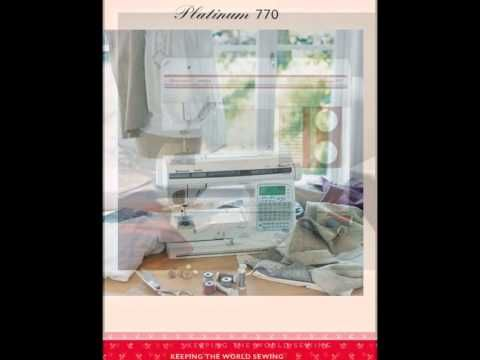 husqvarna rose sewing machine manual