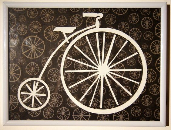 penny farthing cake - Google Search