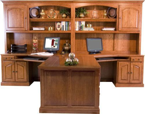 Image Result For 2 Person Peninsula Office Desk Home Office