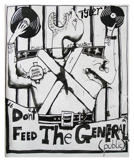 Don't Feed The General Public