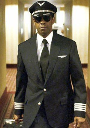Denzel Washington pilots quite the Flight - Check out my interview with Mr. Washington himself!